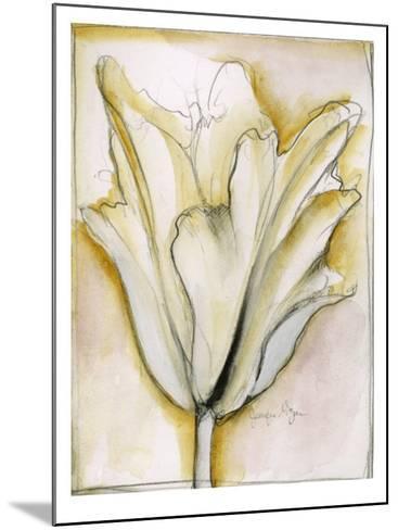 Fluid Beauty II-Jennifer Goldberger-Mounted Art Print