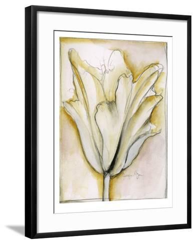 Fluid Beauty II-Jennifer Goldberger-Framed Art Print