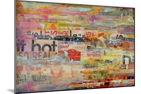 Metro Mix I-Erin Ashley-Mounted Art Print