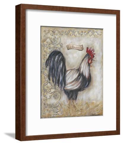 La Faverolle-Chariklia Zarris-Framed Art Print