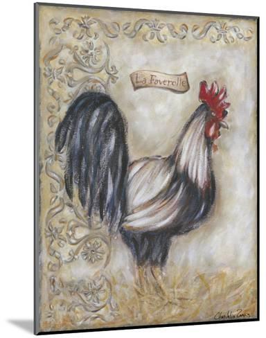 La Faverolle-Chariklia Zarris-Mounted Art Print