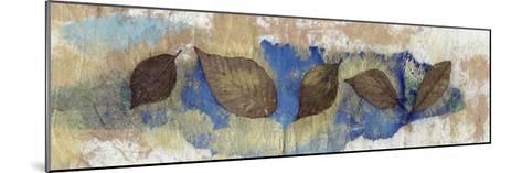 Leaf Banner III-Elena Ray-Mounted Art Print