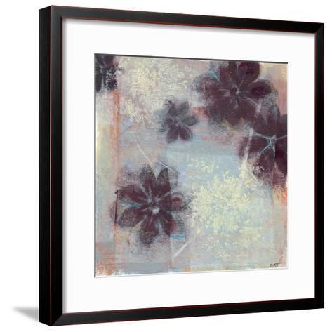 Mauve Resonance I-Norman Wyatt Jr^-Framed Art Print