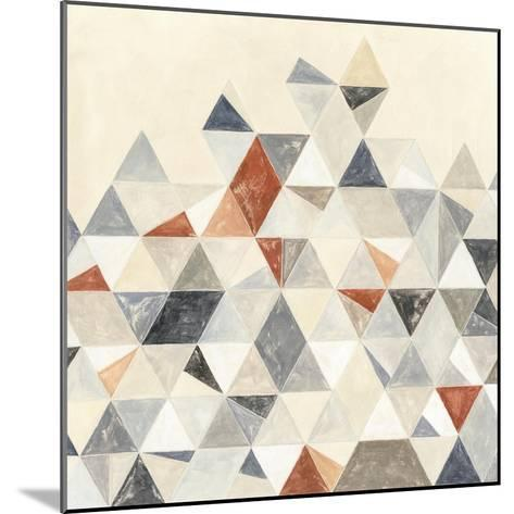 Division and Connection II-Megan Meagher-Mounted Art Print