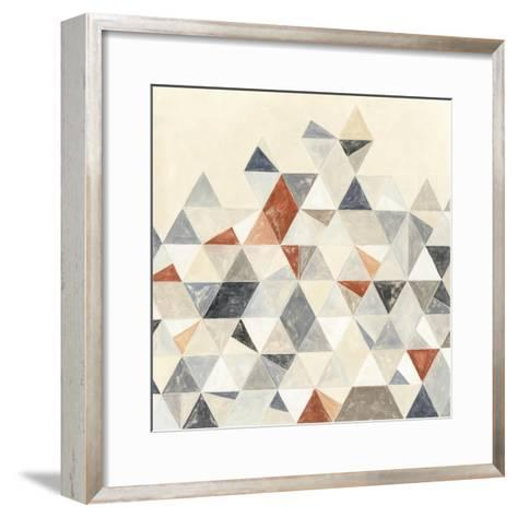 Division and Connection II-Megan Meagher-Framed Art Print