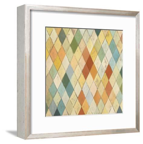 Argyle II-Megan Meagher-Framed Art Print