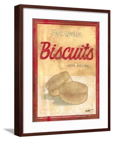 Buttermilk Biscuit Mix-Norman Wyatt Jr^-Framed Art Print