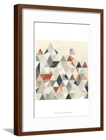 Division and Connection I-Megan Meagher-Framed Art Print