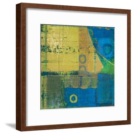 Vibe II-Ricki Mountain-Framed Art Print