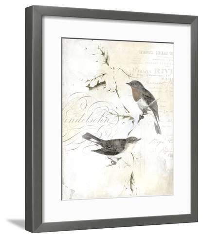 Rustic Gould III-Studio W-Framed Art Print