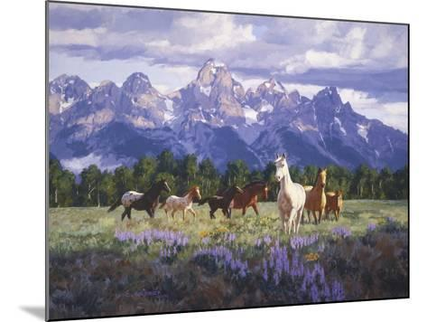 Morning Fresh-Claire Goldrick-Mounted Art Print