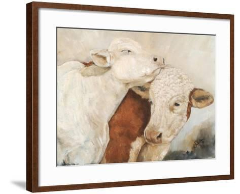 My Place or Yours II-Kathy Winkler-Framed Art Print