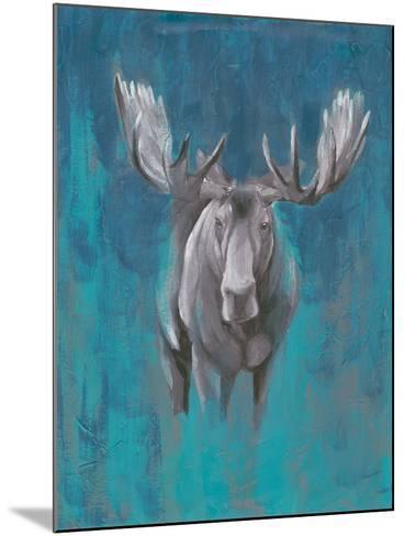 Contemporary Cervidae I-Grace Popp-Mounted Art Print