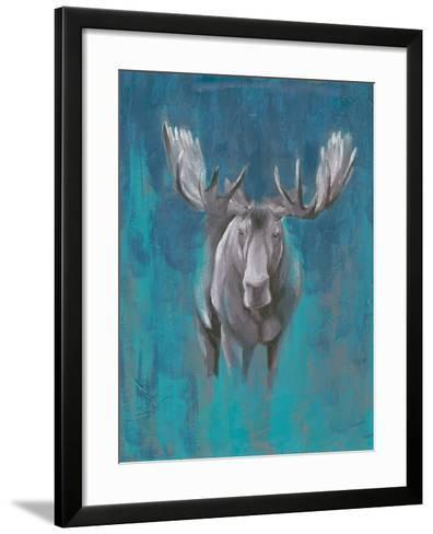 Contemporary Cervidae I-Grace Popp-Framed Art Print