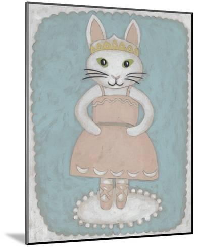Ballerina Animal II-Chariklia Zarris-Mounted Art Print