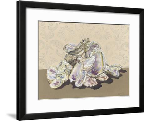 Shell Collection II-Dianne Miller-Framed Art Print