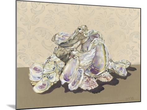 Shell Collection II-Dianne Miller-Mounted Art Print