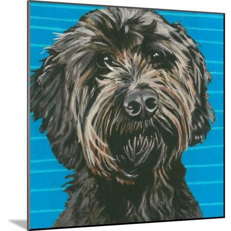Dlynn's Dogs - Mini-Dlynn Roll-Mounted Art Print