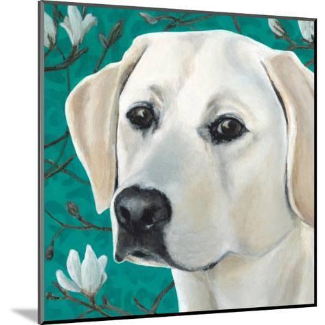 Dlynn's Dogs - Magnolia-Dlynn Roll-Mounted Art Print