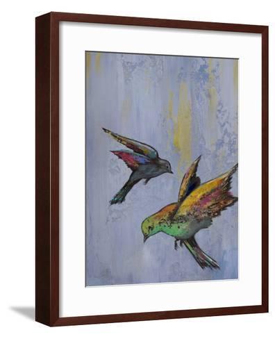 Bright Wings II-Mehmet Altug-Framed Art Print