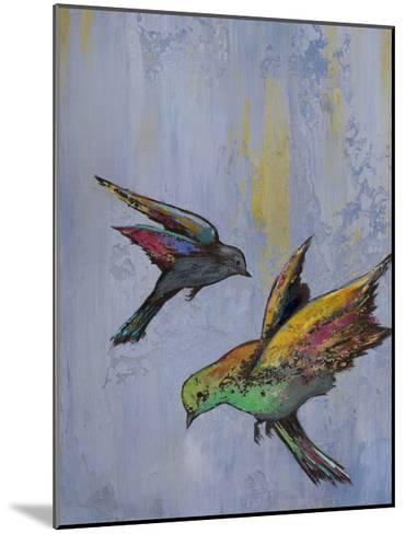 Bright Wings II-Mehmet Altug-Mounted Art Print