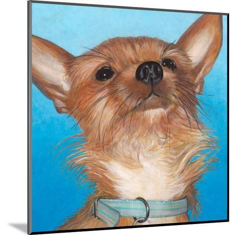Dlynn's Dogs - Gratitude-Dlynn Roll-Mounted Art Print