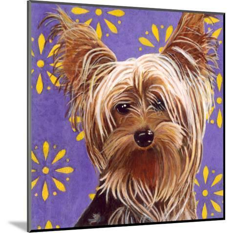 Dlynn's Dogs - Ringo-Dlynn Roll-Mounted Art Print