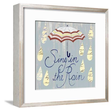 Rainy Day IV-Grace Popp-Framed Art Print
