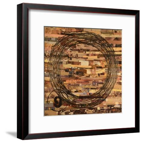 Corporate Life II-Natalie Avondet-Framed Art Print