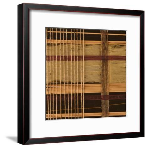 Chopsticks II-Natalie Avondet-Framed Art Print