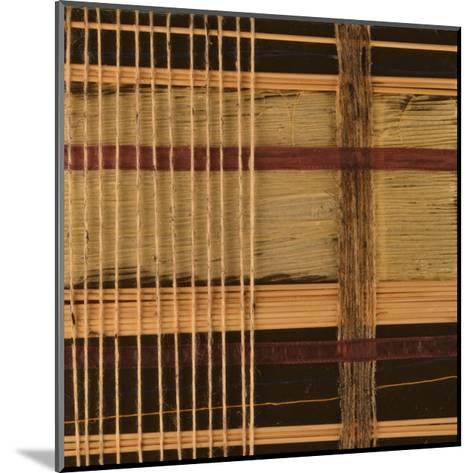 Chopsticks II-Natalie Avondet-Mounted Art Print