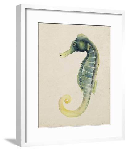 Sea Dweller V-Grace Popp-Framed Art Print