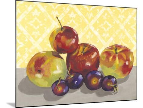Ripe Fruit II-Dianne Miller-Mounted Art Print