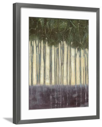 Sunlit Rainforest II-Norman Wyatt Jr^-Framed Art Print