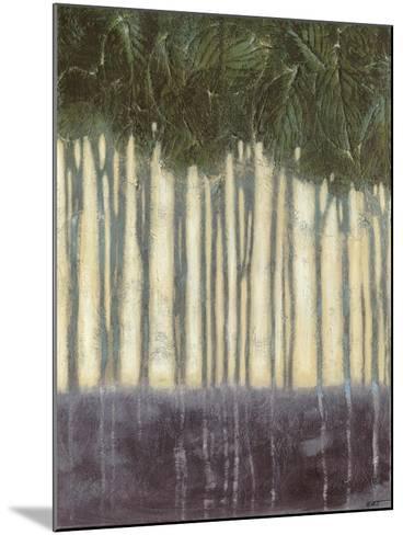 Sunlit Rainforest II-Norman Wyatt Jr^-Mounted Art Print