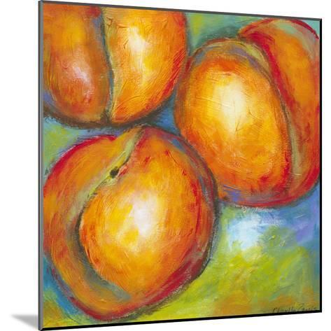 Abstract Fruits II-Chariklia Zarris-Mounted Art Print