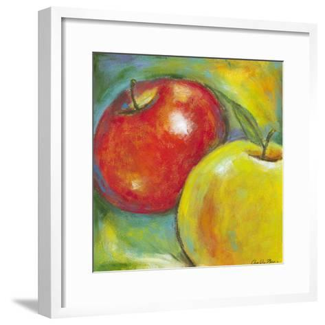 Abstract Fruits IV-Chariklia Zarris-Framed Art Print