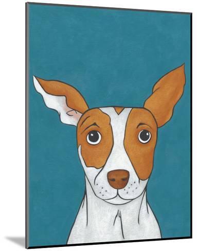 Pet Portraits II-Chariklia Zarris-Mounted Art Print