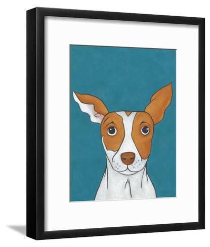 Pet Portraits II-Chariklia Zarris-Framed Art Print
