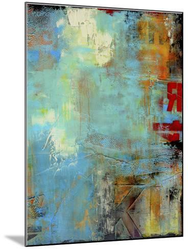 Detour 84 II-Erin Ashley-Mounted Art Print