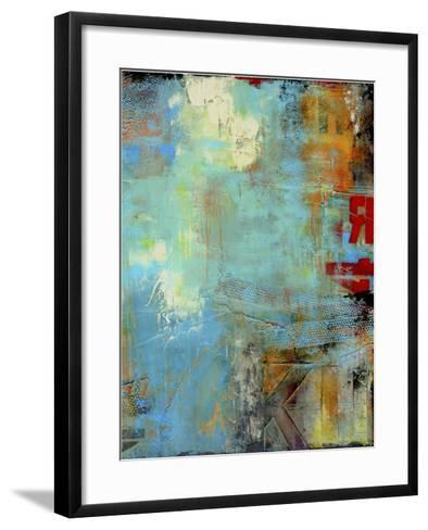 Detour 84 II-Erin Ashley-Framed Art Print
