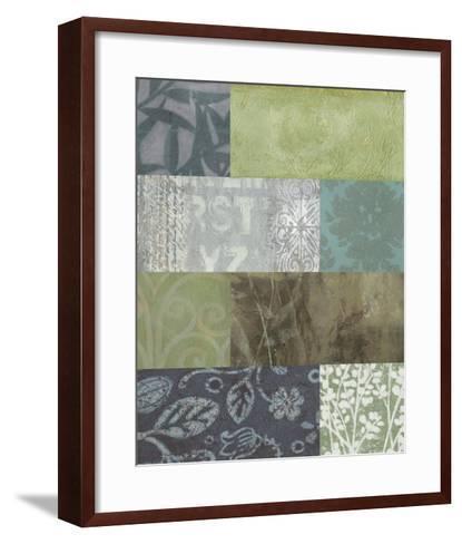 Zen Composition II--Framed Art Print