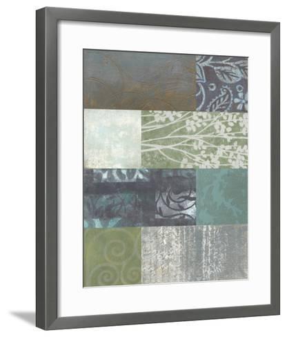 Zen Composition I--Framed Art Print