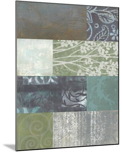 Zen Composition I--Mounted Art Print