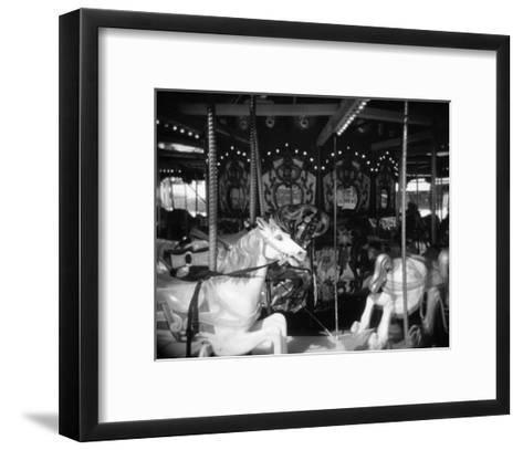 Carousel I-Jim Christensen-Framed Art Print