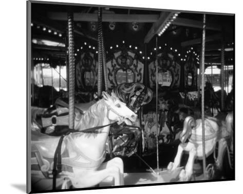 Carousel I-Jim Christensen-Mounted Art Print