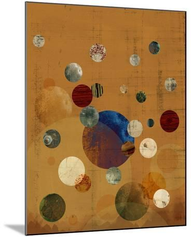 Celeste I-Alicia Ludwig-Mounted Art Print