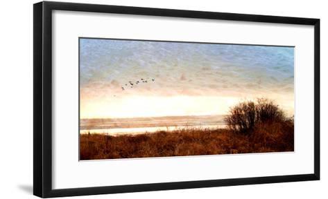 Tide I-Danielle Harrington-Framed Art Print