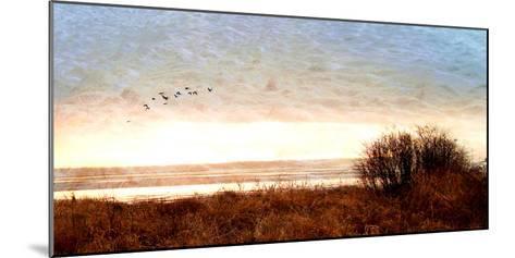 Tide I-Danielle Harrington-Mounted Art Print