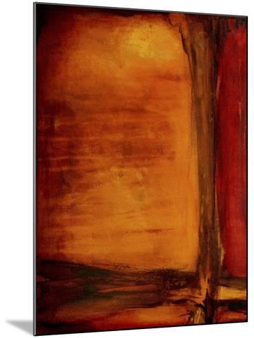 Red Dawn I-Erin Ashley-Mounted Art Print